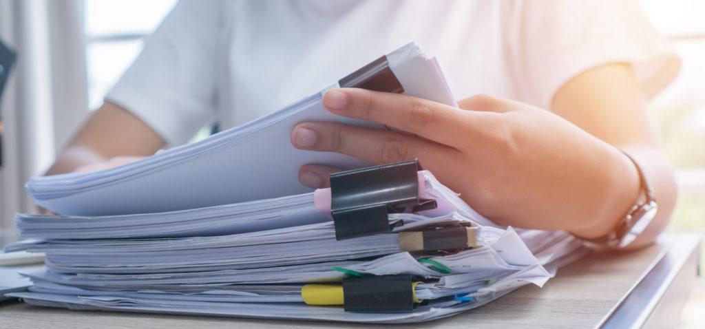 проверка первичной учетной документации